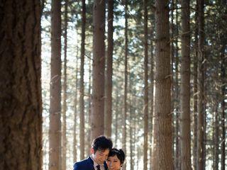 Le nozze di Yovana e Shingo 1