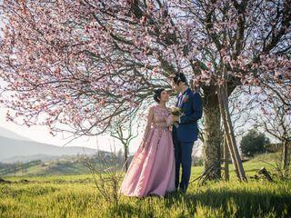 Le nozze di Yovana e Shingo