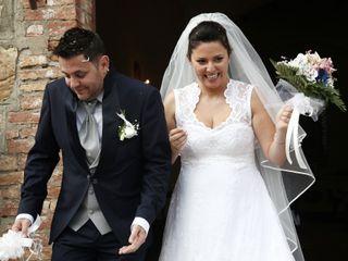 Le nozze di Paolo e Chiara