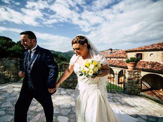Le nozze di Daniele Rosario e Maria Concetta