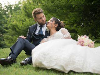 Le nozze di Priscilla e Fabio