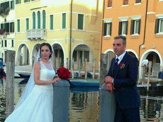 Le nozze di Giorgia e Severino 1