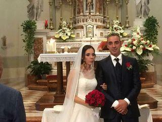 Le nozze di Giorgia e Severino