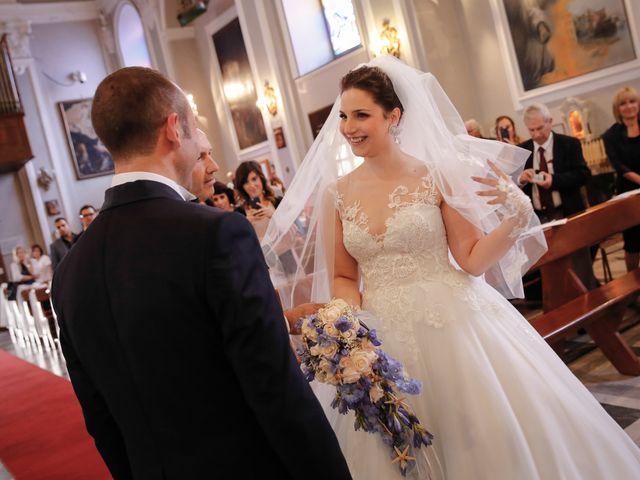 Il matrimonio di Aniello e Francesca a Lavagna, Genova 8