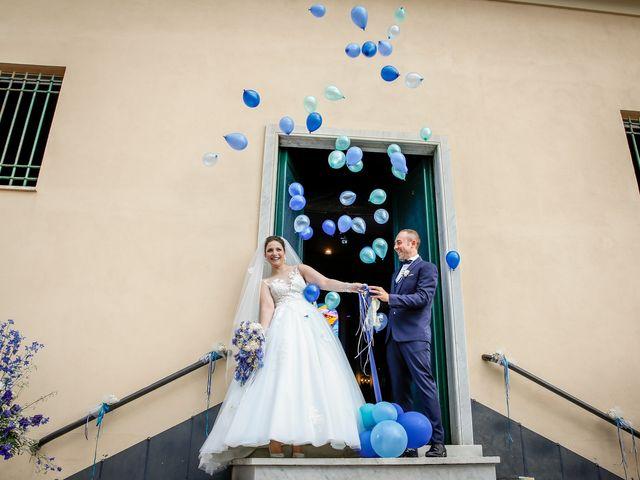 Il matrimonio di Aniello e Francesca a Lavagna, Genova 12