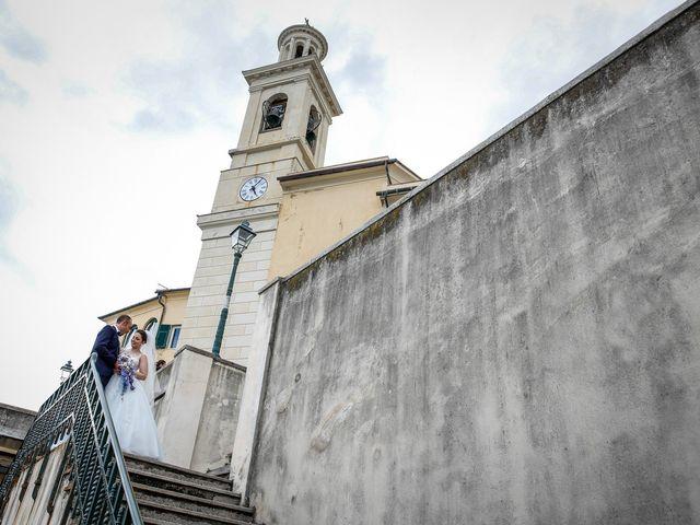 Il matrimonio di Aniello e Francesca a Lavagna, Genova 14