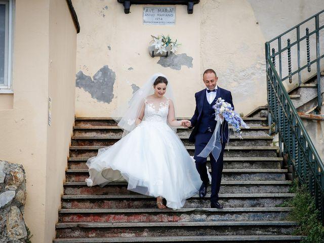 Il matrimonio di Aniello e Francesca a Lavagna, Genova 15