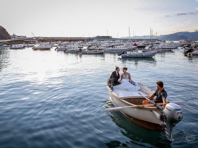 Il matrimonio di Aniello e Francesca a Lavagna, Genova 20