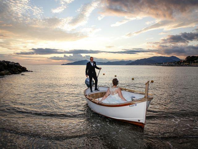 Il matrimonio di Aniello e Francesca a Lavagna, Genova 22
