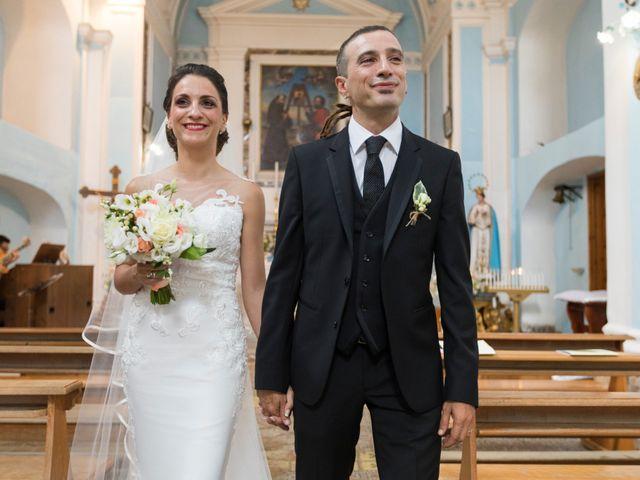 Le nozze di Rossella e Valerio