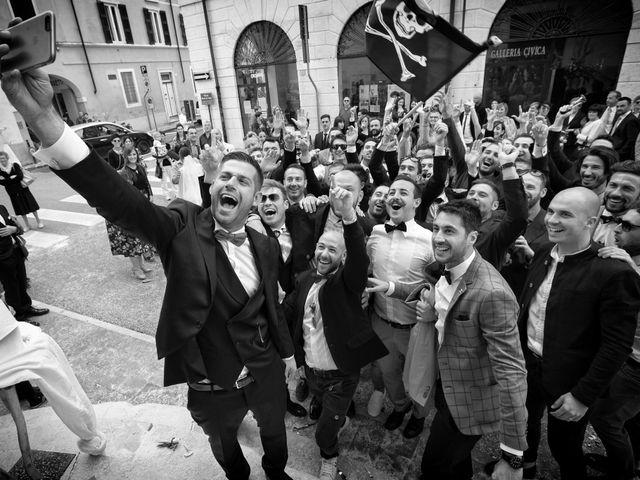 Il matrimonio di Andrea e Francesca a Mantova, Mantova 27
