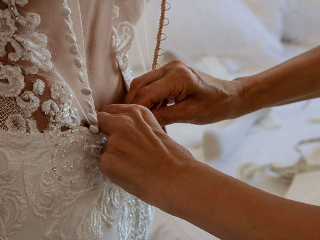 Il matrimonio di Matteo e Silvia a Cernobbio, Como 8