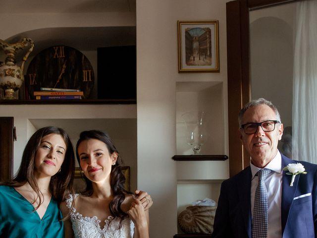 Il matrimonio di Matteo e Silvia a Cernobbio, Como 10