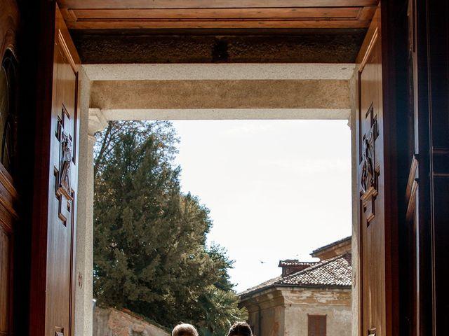 Il matrimonio di Matteo e Silvia a Cernobbio, Como 14