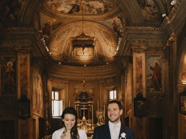 Il matrimonio di Matteo e Silvia a Cernobbio, Como 16