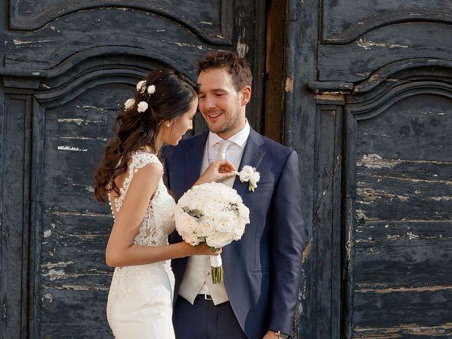 Il matrimonio di Matteo e Silvia a Cernobbio, Como 19