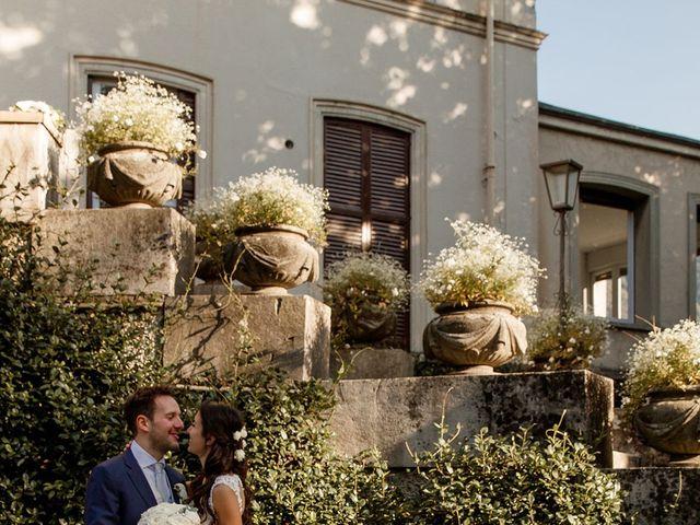 Il matrimonio di Matteo e Silvia a Cernobbio, Como 20