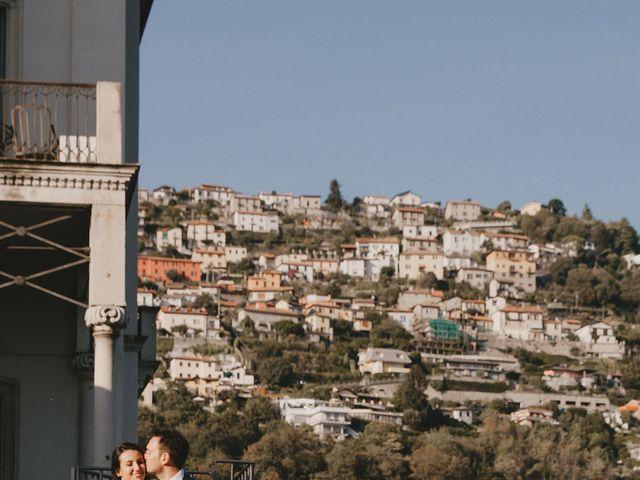 Il matrimonio di Matteo e Silvia a Cernobbio, Como 24