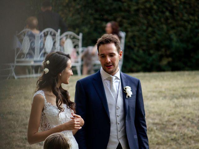 Il matrimonio di Matteo e Silvia a Cernobbio, Como 31