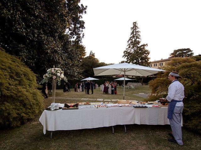 Il matrimonio di Matteo e Silvia a Cernobbio, Como 36