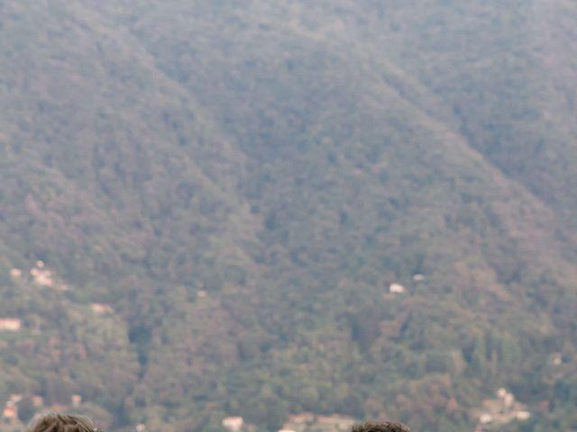 Il matrimonio di Matteo e Silvia a Cernobbio, Como 37