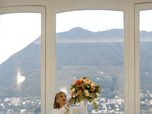 Il matrimonio di Matteo e Silvia a Cernobbio, Como 38