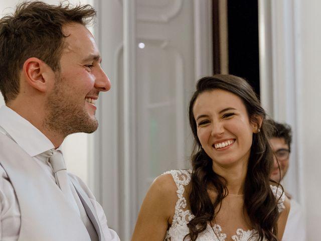 Il matrimonio di Matteo e Silvia a Cernobbio, Como 43