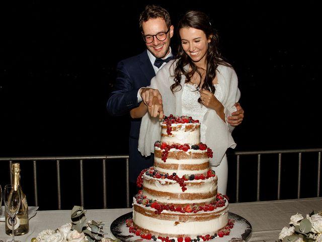Il matrimonio di Matteo e Silvia a Cernobbio, Como 45