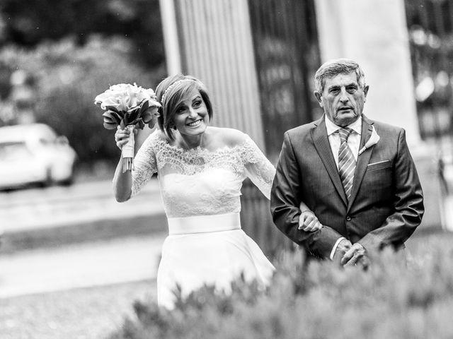 Il matrimonio di Andrea e Sara a Monza, Monza e Brianza 8