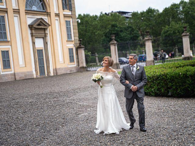 Il matrimonio di Andrea e Sara a Monza, Monza e Brianza 9