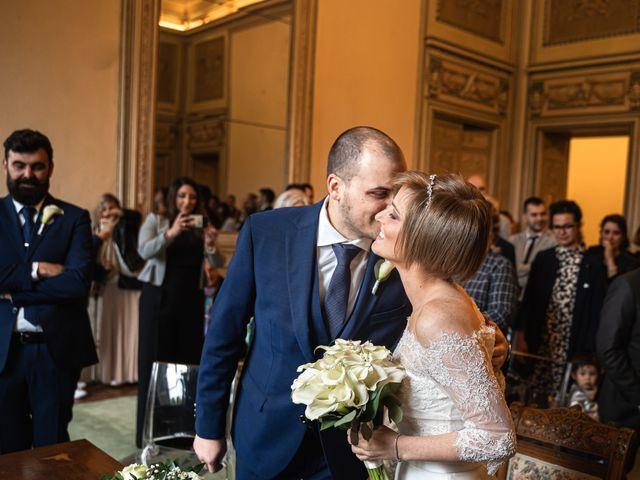Il matrimonio di Andrea e Sara a Monza, Monza e Brianza 10