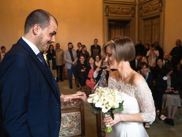 Il matrimonio di Andrea e Sara a Monza, Monza e Brianza 13
