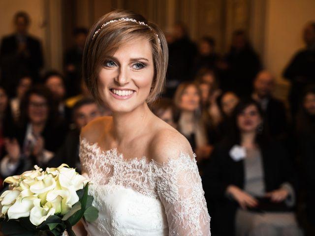 Il matrimonio di Andrea e Sara a Monza, Monza e Brianza 1