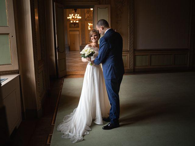 Il matrimonio di Andrea e Sara a Monza, Monza e Brianza 15