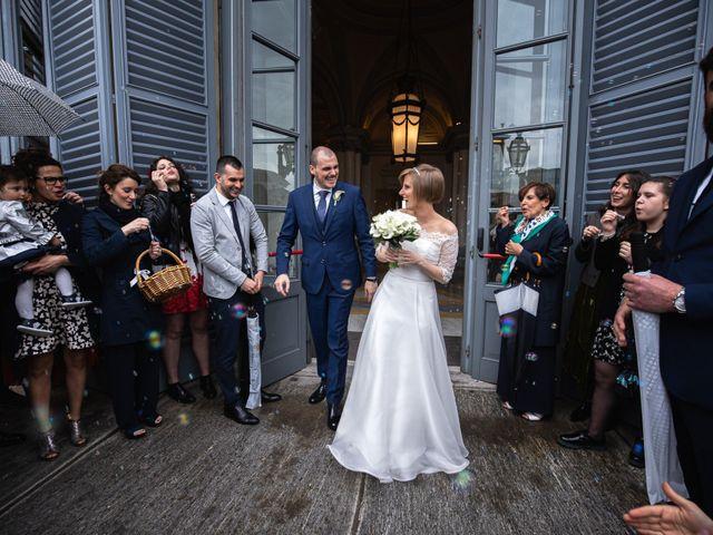 Il matrimonio di Andrea e Sara a Monza, Monza e Brianza 18