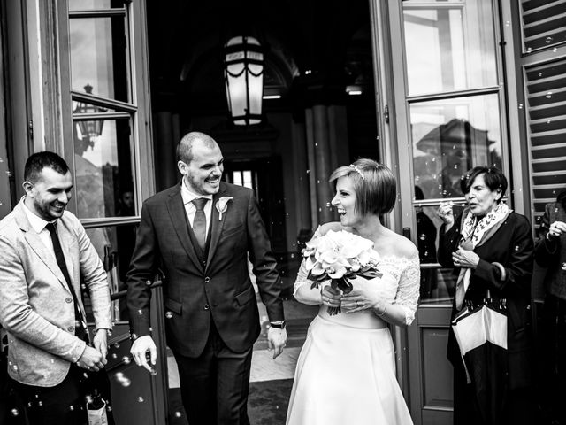 Il matrimonio di Andrea e Sara a Monza, Monza e Brianza 19