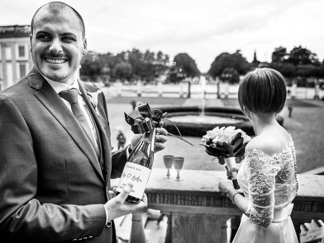 Il matrimonio di Andrea e Sara a Monza, Monza e Brianza 20