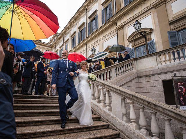 Il matrimonio di Andrea e Sara a Monza, Monza e Brianza 22