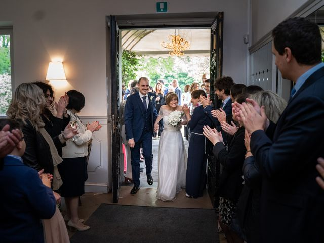 Il matrimonio di Andrea e Sara a Monza, Monza e Brianza 34
