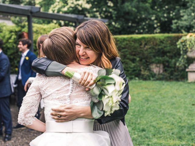 Il matrimonio di Andrea e Sara a Monza, Monza e Brianza 58