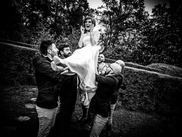 Il matrimonio di Andrea e Sara a Monza, Monza e Brianza 61