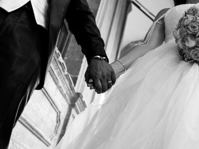 Le nozze di Angelica e Andrea