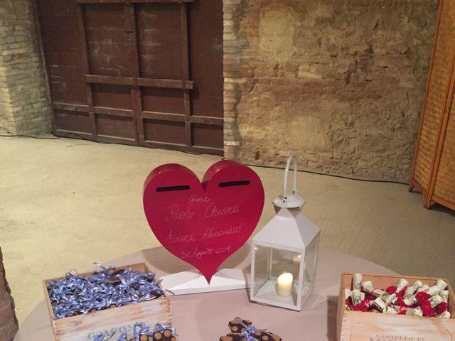 Il matrimonio di Chiara e Paolo a Murlo, Siena 5