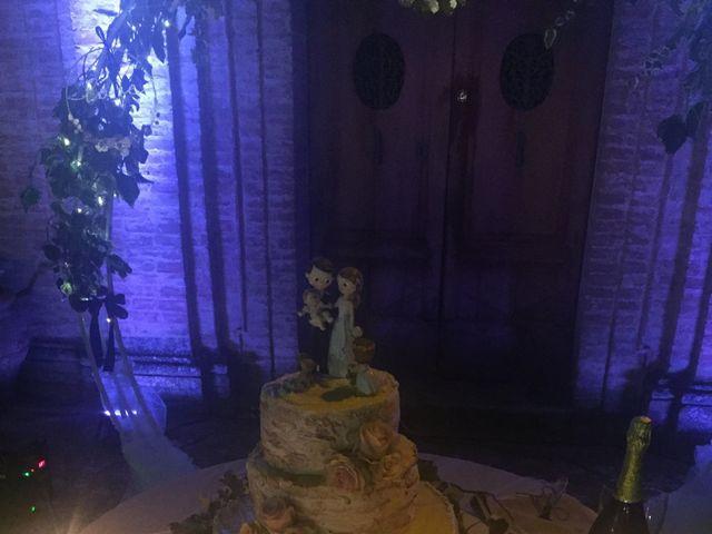 Il matrimonio di Chiara e Paolo a Murlo, Siena 6