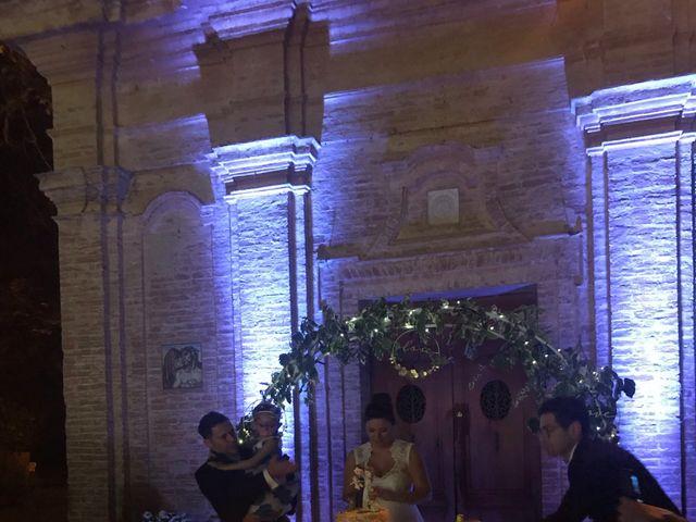 Il matrimonio di Chiara e Paolo a Murlo, Siena 8