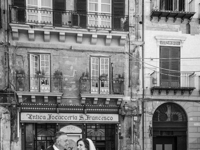 Il matrimonio di Davide e Michela a Palermo, Palermo 8