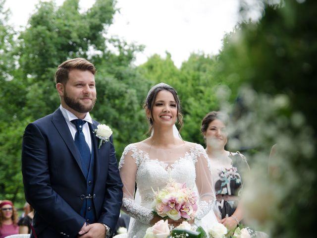 Il matrimonio di Fabio e Priscilla a Bologna, Bologna 1