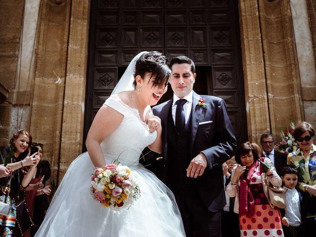 Il matrimonio di Andrea e Emanuela a Sciacca, Agrigento 25