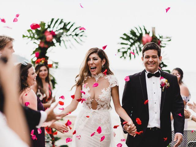 Le nozze di Claudia e Andrew