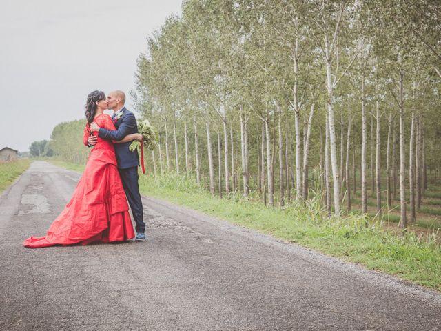 Le nozze di Alessandra e Devis